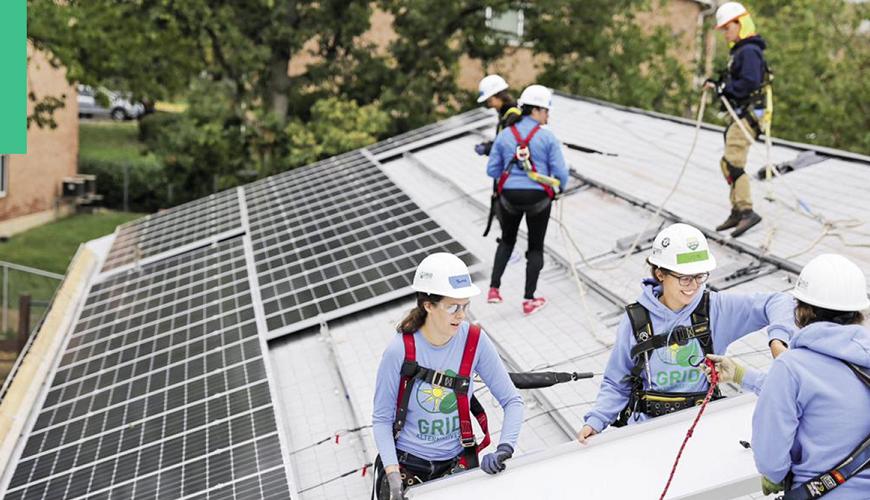 Top 3: Energía solar e inclusión laboral femenina